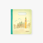 L´Aprés Midi – Mini Travel Notebook - Venice San Marco