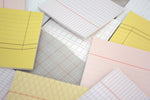 Sticky Notes Blandade Färger Paperways Stationery Sverige