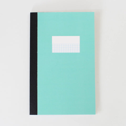 Notebook Small Bald Square Paperways Stationery Sverige