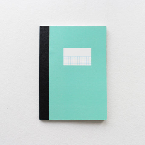 Paperways – Notebook XS Bald Square Grön (semi-A7)