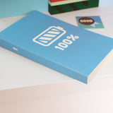 Idea Blank Skrivbok 100 % Paperways Stationery Sverige
