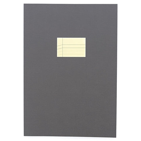 Large Notebook Ruled