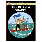 Hergé Album -  The Read Sea Sharks