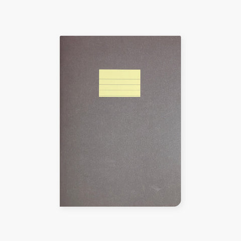 Paperways – Compat Notebook Linjerad (Brun)