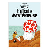 Poster Album Cover -  Letoile mysterieuse
