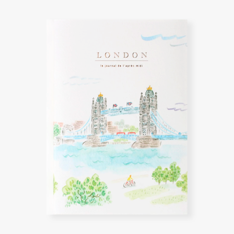 L´Aprés Midi – Travel Journal London Bridge