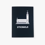 Paperways – Mini Journal (Stockholm Stadshuset)