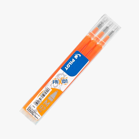 Patron/Refill FriXion 0.7 3-pack – Orange