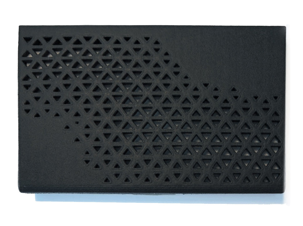 Business card case/Random Triangles