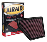 Airaid 2010-2012 Chevrolet Camaro 3.6L / 6.2L Direct Replacement Filter