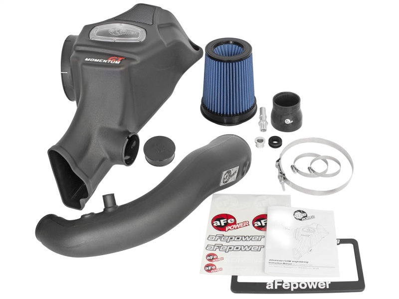 aFe Momentum GT Pro Dry S Intake System 15-16 Ford Mustang L4-2.3L EcoBoost