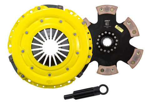 ACT 1993 Jeep Wrangler HD/Race Rigid 6 Pad Clutch Kit