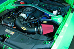 Airaid 12-13 Ford Mustang Boss 302 MXP Intake System w/ Tube (Dry / Red Media)