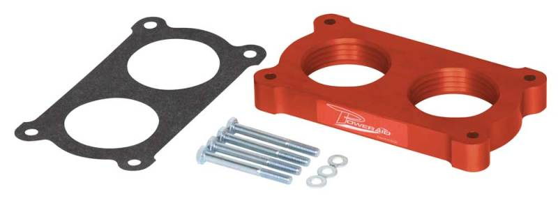 Airaid 05-09 Mustang GT 4.6L PowerAid TB Spacer