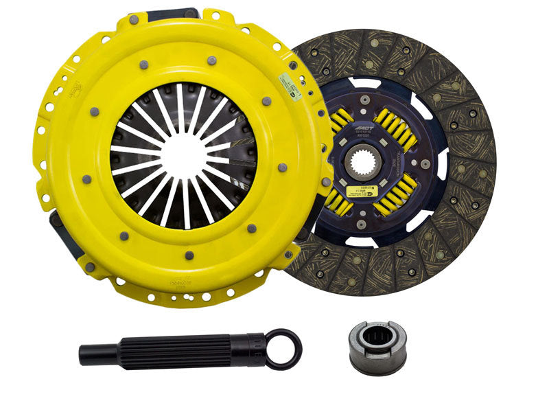 ACT 2011 Ford Mustang HD/Perf Street Sprung Clutch Kit - ATACK