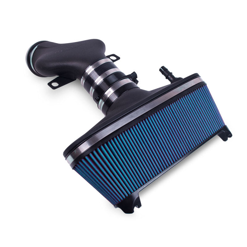 Airaid 01-04 Corvette C5 CAD Intake System w/ Tube (Dry / Blue Media)