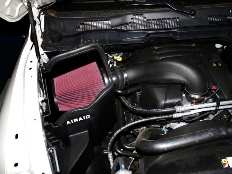 Airaid 09-12 Dodge Ram 5.7L Hemi MXP Intake System w/ Tube (Oiled / Red Media)