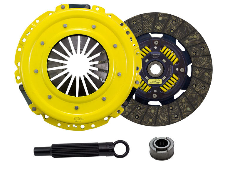 ACT 2011 Ford Mustang Sport/Perf Street Sprung Clutch Kit - ATACK