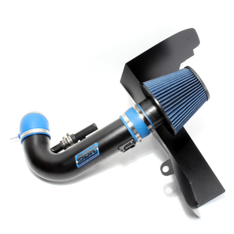 BBK 2015-16 Mustang GT 5.0L Cold Air Induction System Blackout