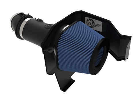 aFe 17-18 Dodge Challenger/Charger Magnum FORCE Stage-2XP Cold Air Intake System w/Pro DRY S- Black