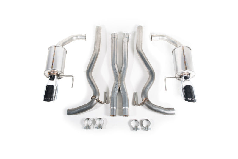 ROUSH 2015-2017 Ford Mustang 5.0L V8 Cat-Back Exhaust Kit (Fastback Only)