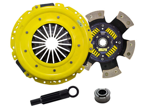 ACT 2007 Ford Mustang HD/Race Sprung 6 Pad Clutch Kit