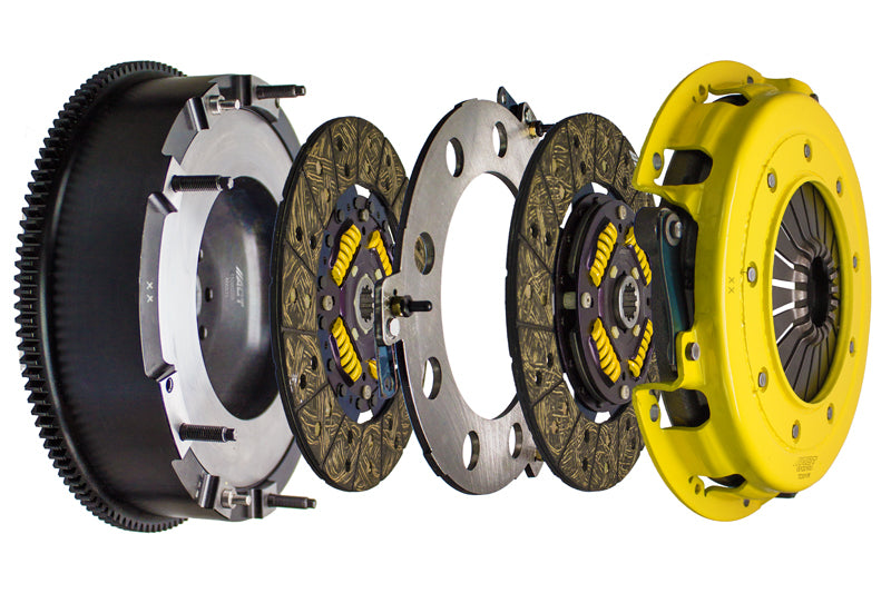 ACT 2011 Dodge Challenger 5.7L/6.4L Twin Disc HD Street Clutch Kit