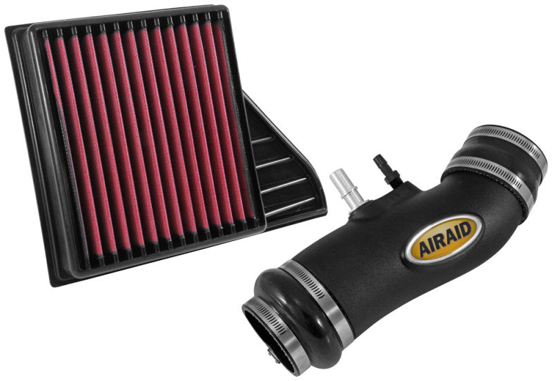 Airaid 11-14 Ford Mustang V6-3.7L F/l Jr Intake Kit