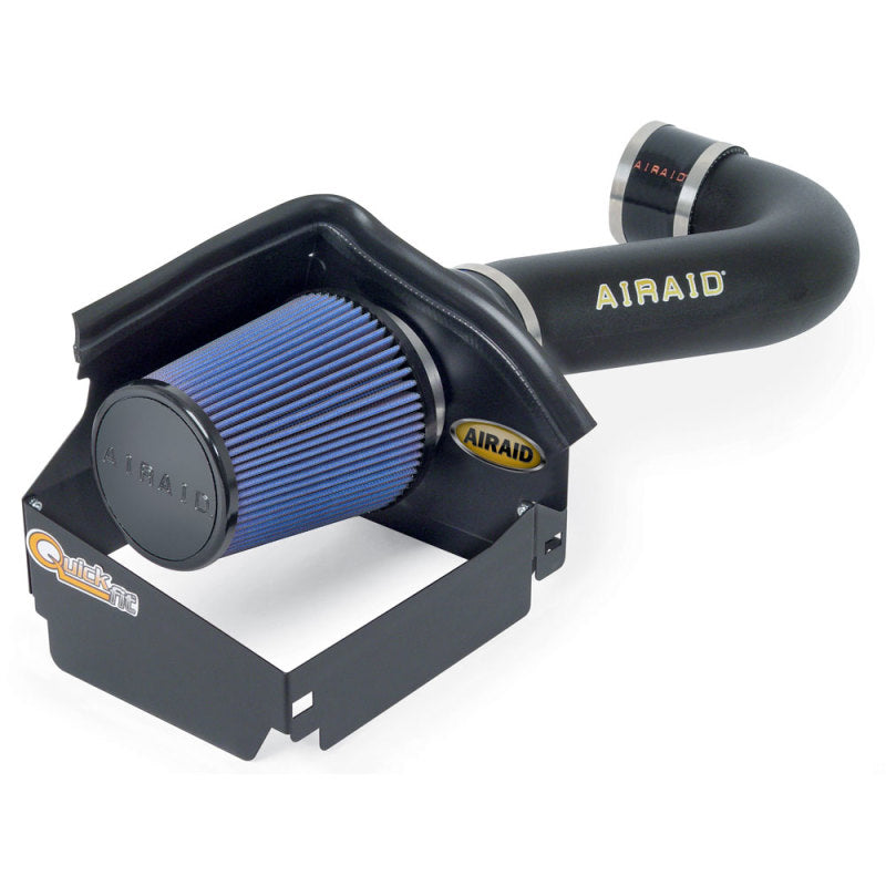 Airaid 05-09 Jeep Grand Cherokee 5.7L Hemi CAD Intake System w/ Tube (Dry / Blue Media)