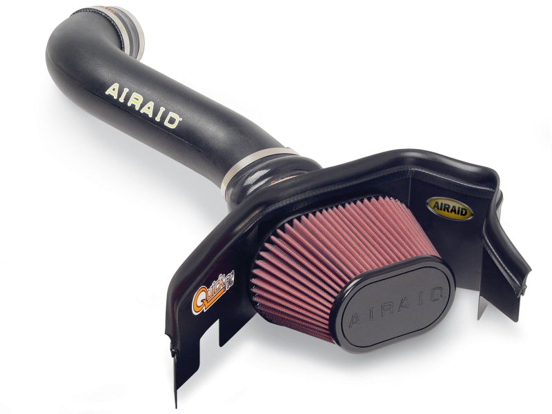 Airaid 99-04 Jeep Grand Cherokee 4.7L (incl HO) CAD Intake System w/ Tube (Oiled / Red Media)