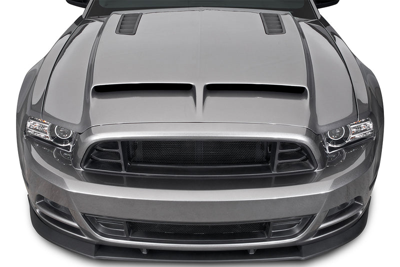 Lower Grille (Calandre bas) Style GT500 Mustang 2013-2014 - ATACK