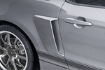 Side Scoops C-Series Mustang 2010-2014 - ATACK
