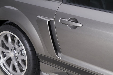 Side scoops C-Series Mustang 2005-2009 - ATACK