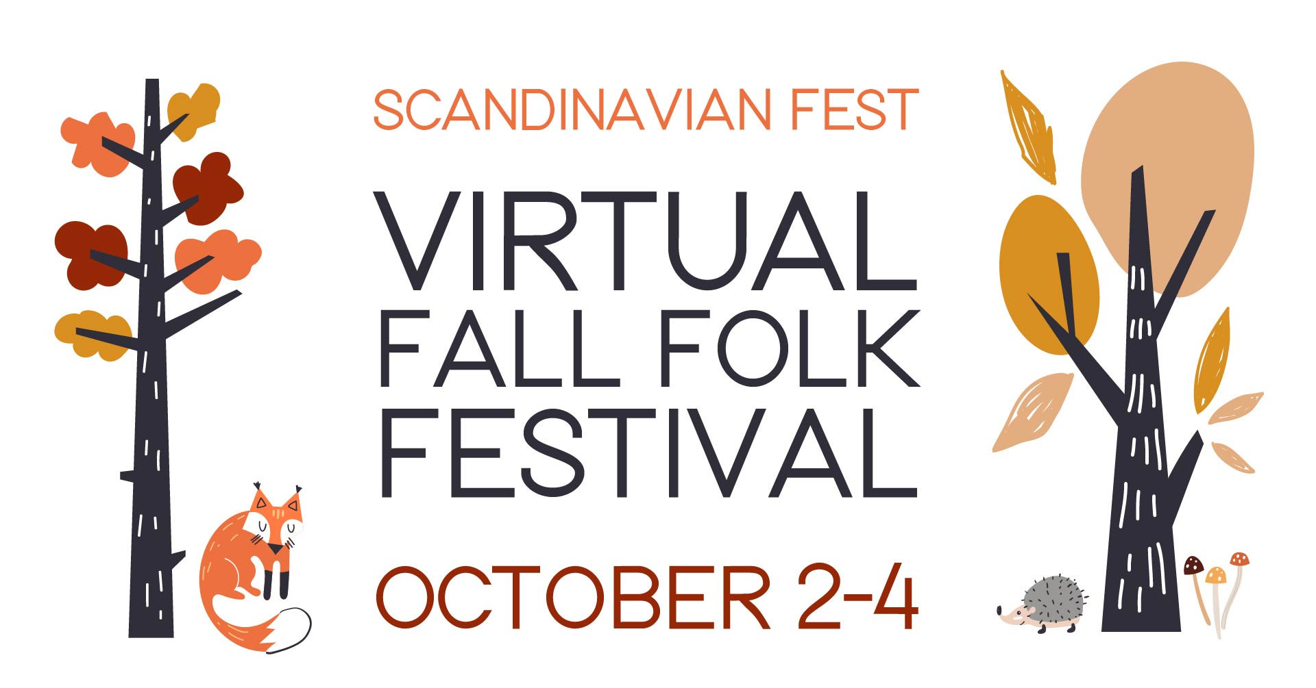 Virtual Fall Folk Festival