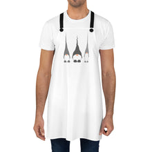 Load image into Gallery viewer, Scandinavian Gnomes Apron