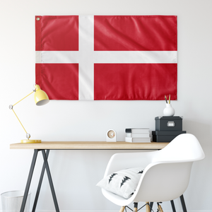 Danish Flag - Scandinavian Design Studio