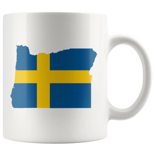 Load image into Gallery viewer, Sweden State Pride Ceramic Mug