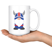 Load image into Gallery viewer, Icelandic Viking Gnome Large Mug