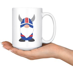 Icelandic Viking Gnome Large Mug