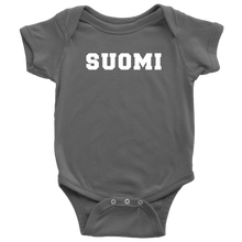 Load image into Gallery viewer, Suomi Baby Bodysuit