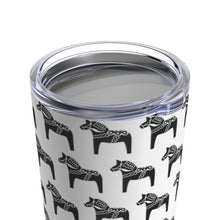 Load image into Gallery viewer, Dala Horse Print 20 oz Insulated Tumbler