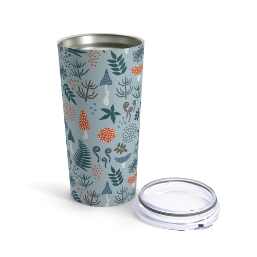 Forest Plants 20 oz Insulated Tumbler