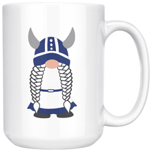 Load image into Gallery viewer, Finnish Viking Gnome Large Mug