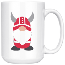 Load image into Gallery viewer, Danish Viking Gnome Large Mug