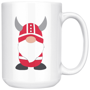 Danish Viking Gnome Large Mug Boy - Scandinavian Design Studio