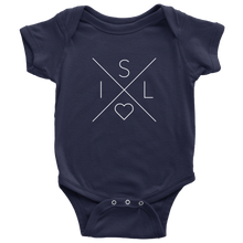 Load image into Gallery viewer, Iceland Love Baby Bodysuit