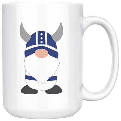 Finnish Viking Gnome Large Mug Boy - Scandinavian Design Studio