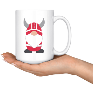 Danish Viking Gnome Large Mug - Scandinavian Design Studio