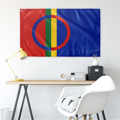 Sami Flag - Scandinavian Design Studio