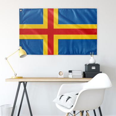 Åland Flag - Scandinavian Design Studio
